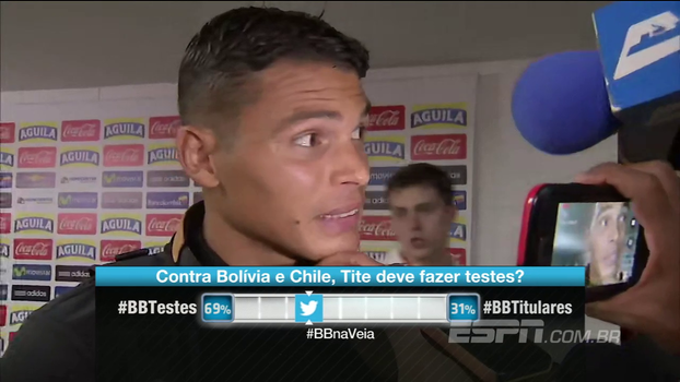 Thiago Silva classifica calor dentro de campo como 'desumano', mas diz que atuação da equipe foi boa