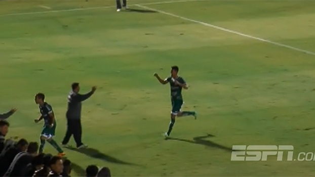 Série B: Gol de Bragantino 0 x 1 Luverdense
