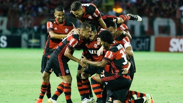 Brasileiro: Gols de Fluminense 1 x 2 Flamengo
