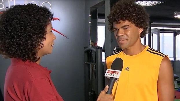 Pensando na Libertadores, Camilo projeta ano positivo para o Botafogo