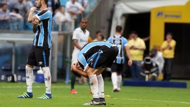 Assista aos gols da vitória do Grêmio sobre o Juventude por 3 a 1