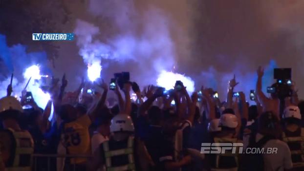 TV Cruzeiro mostra como foi a linda festa antes, durante e após o título da Copa do Brasil