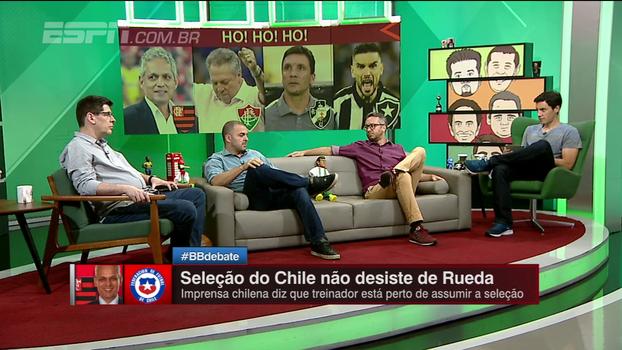 Copa de 2022, Copa América e renovação: as metas de Rueda se assumir a seleção chilena