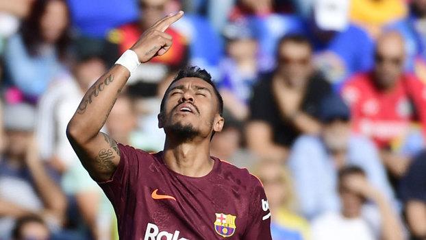 Veja os melhores momentos da vitória do Barcelona sobre o Getafe por 2 a 1 por LaLiga!