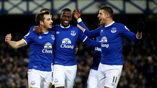 Lukaku deixa o dele, Everton bate Southampton e é 7º na Premier League