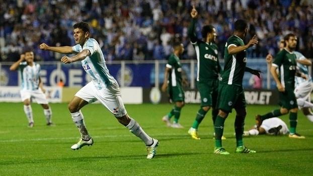 Série B: Gols Avaí 2 x 0 Goiás