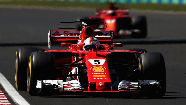 Vettel gostou do que viu de seu carro no Japão