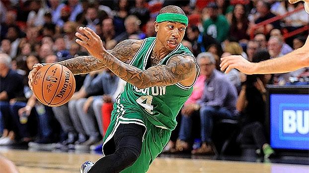 BB Laranja mostra como o estilo baixinho de Isaiah Thomas tem desequilibrado na NBA