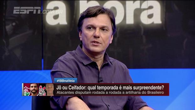 Evolução e mudança de comportamento: Mauro explica por que Jô e Henrique Dourado surpreenderam em 2017