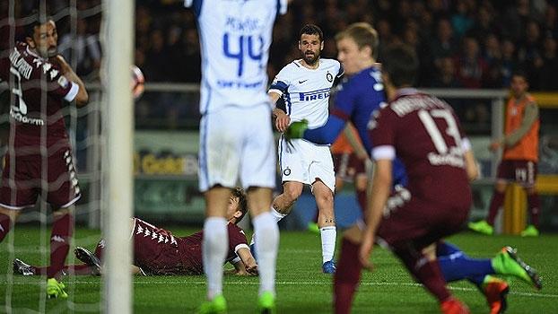 Italiano: Gols de Torino 2 x 2 Internazionale