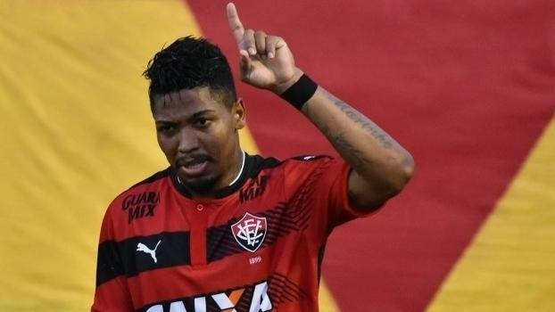 a854dd5325e14 Brasileiro  Gol de Vitória 1 x 0 Internacional - ESPN