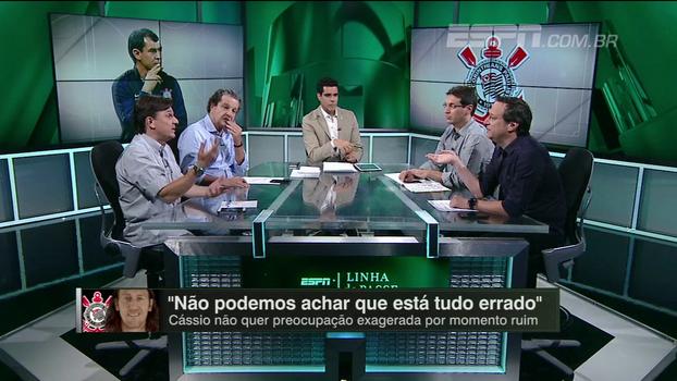 Gian e Mauro divergem sobre o nível da Copa Sul-Americana