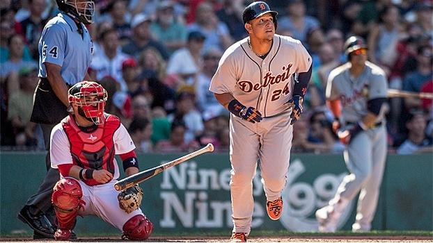 Red Sox perdem e são 'varridos' por Tigers em pleno Fenway Park