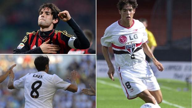 Recorde golaços de Kaká e veja por que ele deixará muitas saudades em quem gosta de futebol