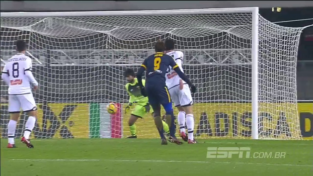 Assista aos melhores momentos da vitória do Genoa sobre o Hellas Verona por 1 a 0!