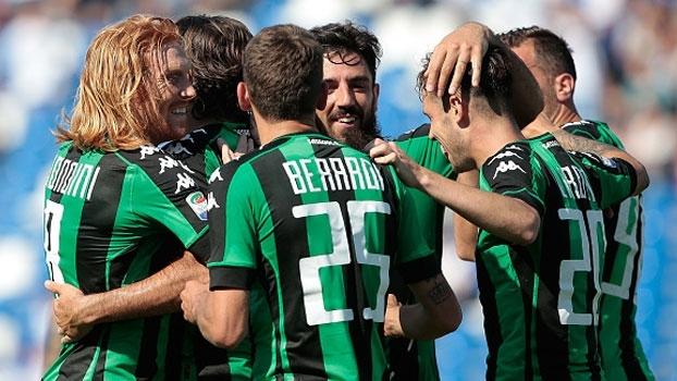 Italiano: Gols de Sassuolo 6 x 2 Cagliari
