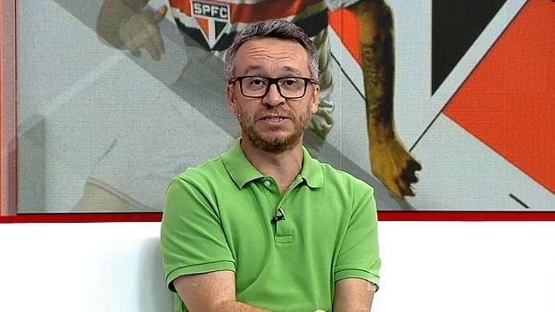 Maurício Barros: 'Ceni precisa repensar a imagem que ele trabalha como treinador'