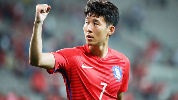 Veja os gols da vitória da Coreia do Sul sobre a Colômbia por 2 a 1 em amistoso internacional