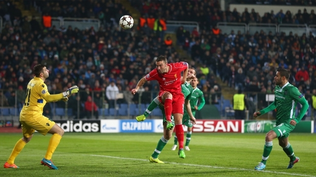 Champions League: Gols de Ludogorets 2 x 2 Liverpool
