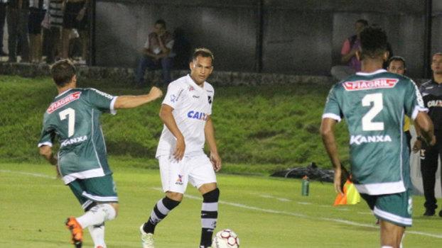 Assista ao gol da vitória do Luverdense sobre o ABC por 1 a 0!