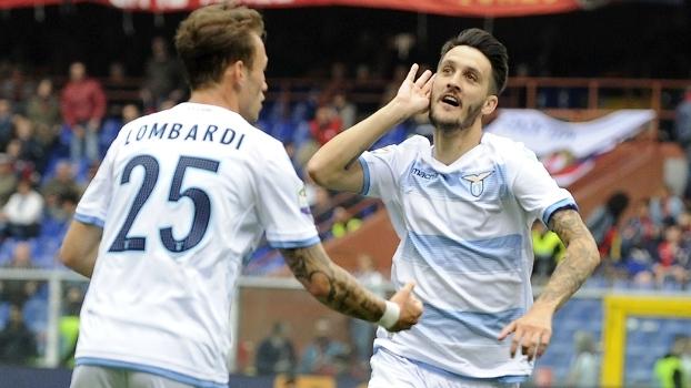 Lazio joga mal, arranca empate no fim e vê Champions cada vez mais distante