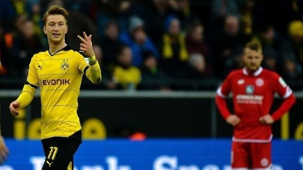 Resultado de imagem para Borussia Dortmund x Mainz
