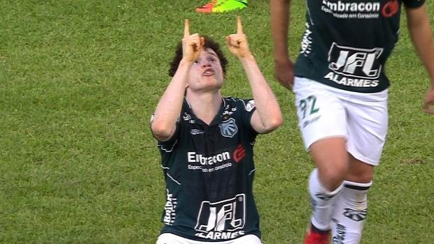Mineiro: Gols de Caldense 2 x 1 Atlético
