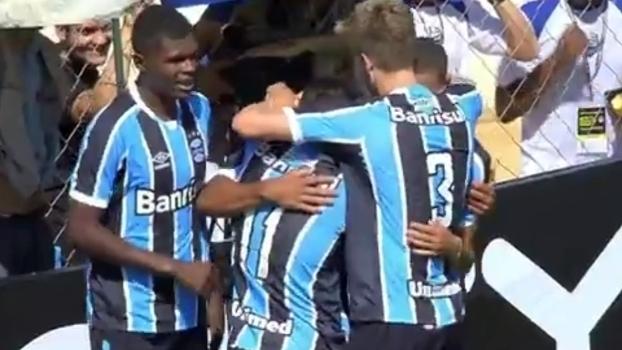 Copa São Paulo: Gols de Grêmio 3 x 1 Brasília