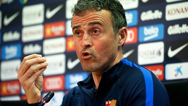 Luis Enrique destaca 'importância especial' de jogo contra o Atlético de Madri
