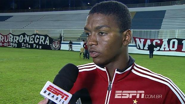 d1607604fa Jogador do vice-campeão Flamengo é destaque da Copa do Brasil Sub-17 ...