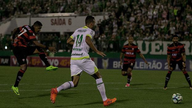 Brasileiro: Gols de Chapecoense 2 x 1 Vitória