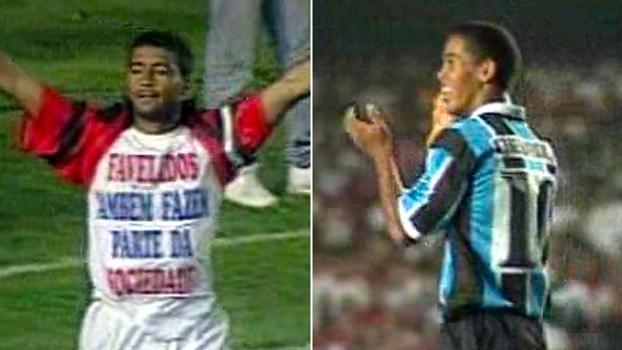 cb9967dbfa Na estreia de Ronaldinho Gaúcho no Maracanã
