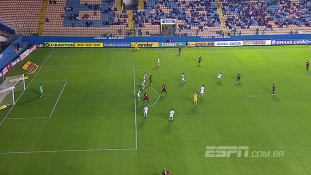 Veja os gols de Oeste 1 x 1 Figueirense