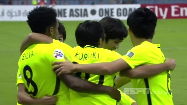 Com gol brasileiro, Urawa Reds arranca empate do Al Hilal na ida da final da Champions asiática