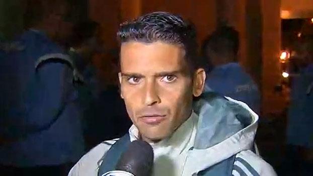 Jean alerta sobre declarações, defende Felipe Melo e fala sobre confusão: 'A gente já esperava'