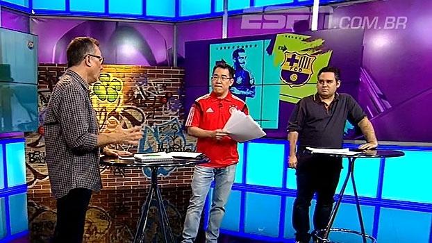 Calçade e Leo analisam contratações no Barça: 'Luis Enrique entendeu que não dá para ter elenco enxuto'