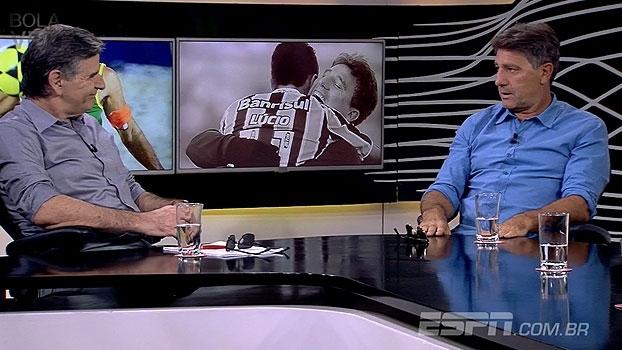 Renato Gaúcho cita empresários como motivo de não ter sido assediado por clubes: 'Não trabalho com esse tipo'