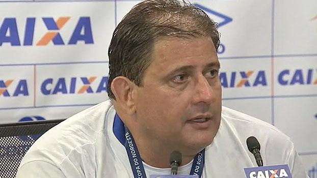 Guto Ferreira, sobre conquista: 'Entre Baiano e Copa do Nordeste, Copa tem um sabor especial'
