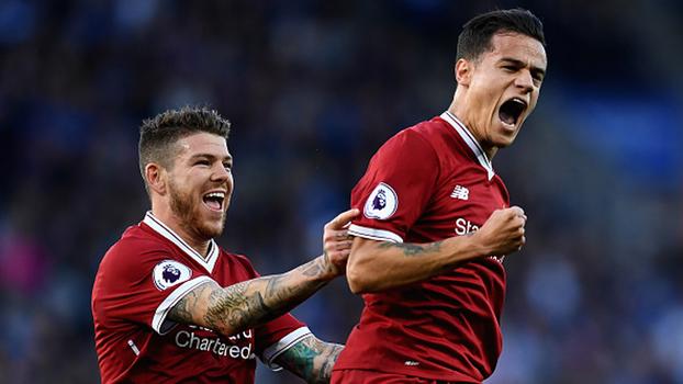 Veja os gols da vitória do Liverpool sobre o Leicester por 3 a 2 pela Premier League!