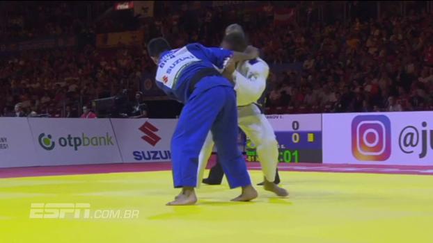 Sem medalhas! Veja como foi o desempenhos dos brasileiros no mundial de judô