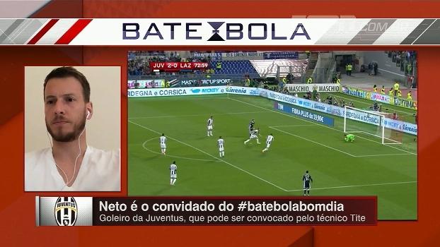 Goleiro Neto fala da expectativa para a final da Champions: 'Esperamos desde o começo da temporada'