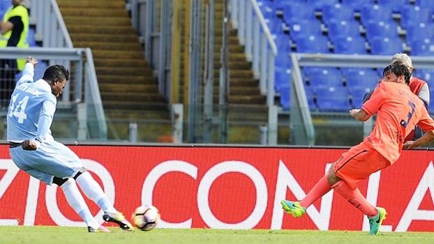 Lazio vence e entra na zona de Europa League