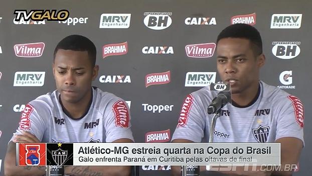 Após derrota 'relâmpago' para o Fluminense, Elias quer atenção dobrada no Paraná, pela Copa do Brasil