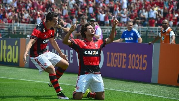 Brasileiro: Gols de Flamengo 2 x 0 Figueirense