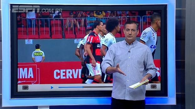 Sálvio: Em vez de árbitro Fifa, Ferj escalou quem há 6 anos não apita jogos nacionais de alto nível
