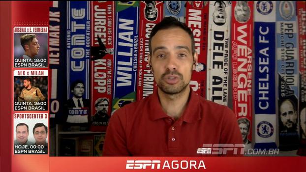 João Castelo Branco explica como equipes na Inglaterra devem priorizar campeonatos e repercute resposta de Mourinho