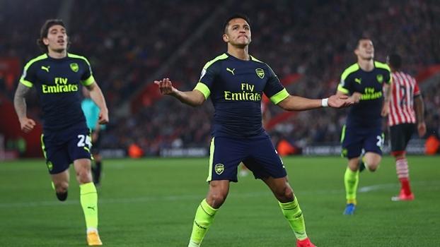 Premier League: Melhores Momentos de Southampton 0 x 2 Arsenal