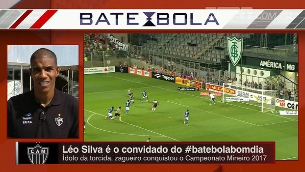 Léo Silva elogia variações táticas de Roger e diz que jogadores compraram a ideia do técnico