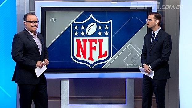 Everaldo Marques explica história da NFL no dia de Ação de Graças