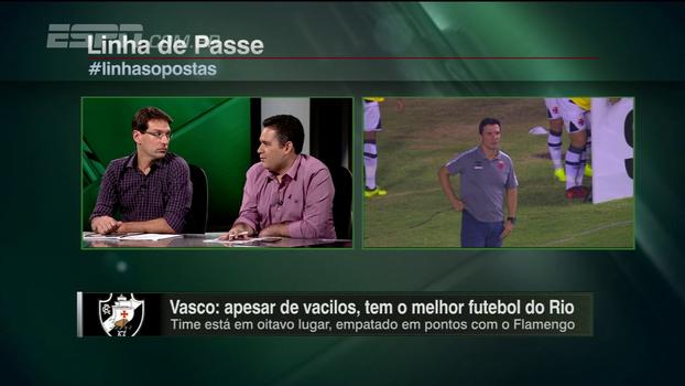 Para Bertozzi, 'gás' do Botafogo esgotou; Arnaldo elogia Vasco: 'Missão era deixar de ser ioiô'